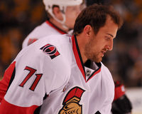 Nick Foligno Ottawa Senators Royalty Free Stock Images