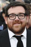 Nick Frost Royalty Free Stock Photo
