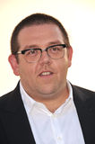 Nick Frost Stock Photo