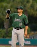 Nick Gonzalez, Augusta GreenJackets Royalty Free Stock Photo