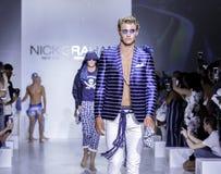 Nick Graham SS18 Photo stock