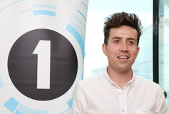 Nick Grimshaw Royalty Free Stock Photo