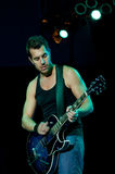 Nick Hexum of 311 in Concert Royalty Free Stock Photography
