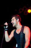 Nick Hexum of 311 in Concert Stock Photography