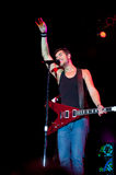 Nick Hexum of 311 in Concert Stock Photos