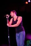 Nick Hexum de 311 en concierto Imagenes de archivo
