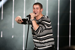 Nick Jonas Fotos de Stock Royalty Free