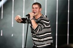 Nick Jonas Lizenzfreie Stockfotos