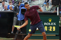 Nick Kyrgios (AUS) Royalty Free Stock Photos