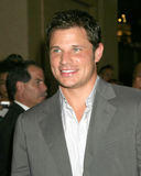 Nick Lachey Royalty Free Stock Image