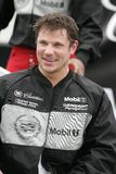 5th Annual Celebrity Cadillac Super Bowl Grand Prix. Nick Lachey participates in the 5th annual celebrity Cadillac Super Bowl Grand Prix at the American Airlines royalty free stock image