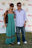 Nick Lachey,Vanessa Minnillo Royalty Free Stock Photos