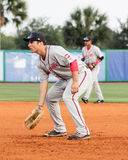 Nick Longhi, Greenville Drive Royalty Free Stock Image