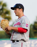 Nick Longhi, Greenville Drive Royalty Free Stock Photo