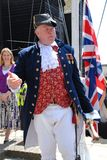 Nick Lynas, Town Crier Stock Images