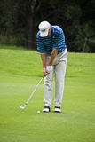 Nick Price - Fairway Shot - NGCs2010 Royalty Free Stock Photo