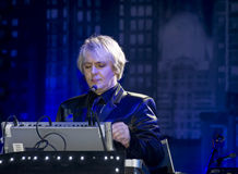 Nick Rhodes Stock Images