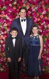 Nick Scandalios på Tony Awards 2018 Fotografering för Bildbyråer