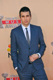 Nick Simmons. LOS ANGELES, CA - MARCH 29, 2015: Nick Simmons at the 2015 iHeart Radio Music Awards at the Shrine Auditorium Stock Images