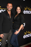 Nick Tarabay, Katrina Law Royalty Free Stock Photo
