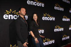 Nick Tarabay, Katrina Law Royalty Free Stock Image