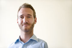 Nick Vujicic Stockbilder