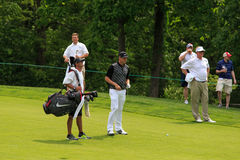 Nick Watney. At the Memorial Tournament 2013 in Dublin, Ohio, USA Stock Images