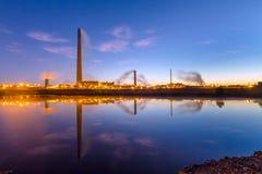 Nickel plant Stock Image