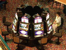 Free Nickel Slots Stock Image - 76271