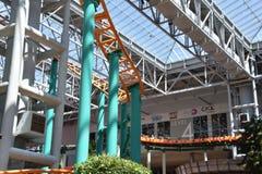 Nickelodeon Universe in Bloomington, Minnesota Royalty Free Stock Photography