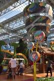 Nickelodeon Universe in Bloomington, Minnesota Stock Photos
