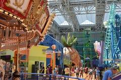 Nickelodeon Universe in Bloomington, Minnesota Royalty Free Stock Photo