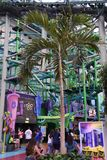 Nickelodeon Universe in Bloomington, Minnesota Royalty Free Stock Images