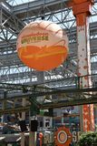 Nickelodeon Universe in Bloomington, Minnesota Stock Images