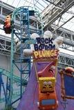 Nickelodeon Universe in Bloomington, Minnesota Stock Photography