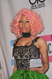 Nicki Minaj,. Nicki Minaj at the 2011 American Music Awards at the Nokia Theatre L.A. Live in downtown Los Angeles. November 20, 2011  Los Angeles, CA Picture Stock Image