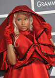 Nicki Minaj Royalty Free Stock Image