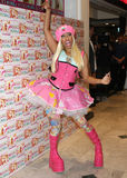 Nicki Minaj Fotografering för Bildbyråer