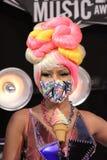 Nicki Minaj royaltyfria bilder