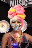 Nicki Minaj στοκ εικόνες με δικαίωμα ελεύθερης χρήσης