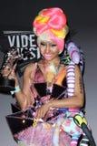 Nicki Minaj royaltyfri bild