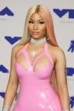 Nicki Minaj imagen de archivo libre de regalías