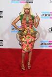 Nicki Minaj. At the 2010 American Music Awards Arrivals, Nokia Theater, Los Angeles, CA. 11-21-10 Stock Photo