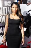 Nicki Minaj. At the 2014 MTV Movie Awards held at the Nokia Theatre L.A. Live in Los Angeles, USA on April 13, 2014 Stock Photos
