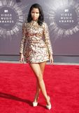 Nicki Minaj. At the 2014 MTV Video Music Awards held at the Forum in Los Angeles, USA on August 24, 2014 Stock Photos
