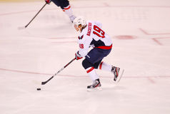Nicklas Backstrom Washington Capitals Royalty Free Stock Images