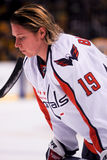 Nicklas Backstrom Washington Capitals Foto de archivo libre de regalías