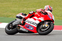 Nicky Hayden Royalty Free Stock Photos