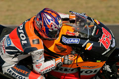 Nicky Hayden Stock Images