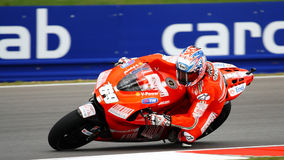 Nicky Hayden 69 Stock Image